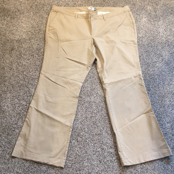Old navy plus size tall pants